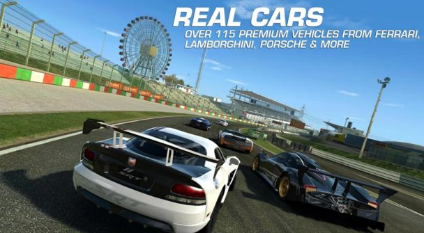 real racing 3 for pc download