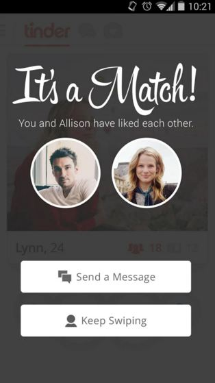 tinder 4.5.5 apk for android
