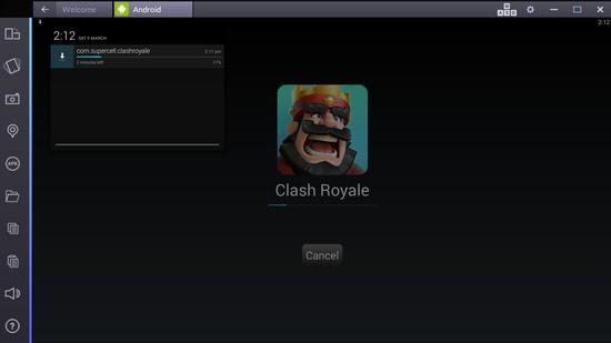 clash royale online download