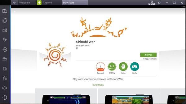 shinobi war for pc computer download