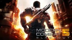Modern Combat 5 for PC Online – Free Download