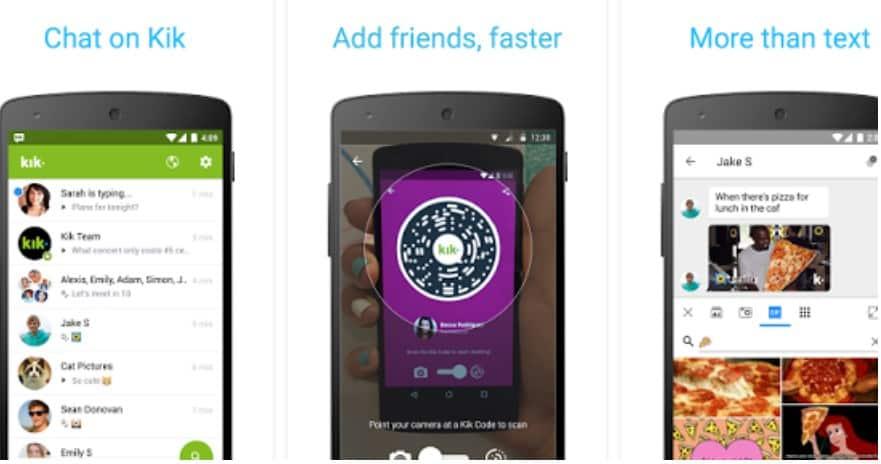 kik for pc online messenger download