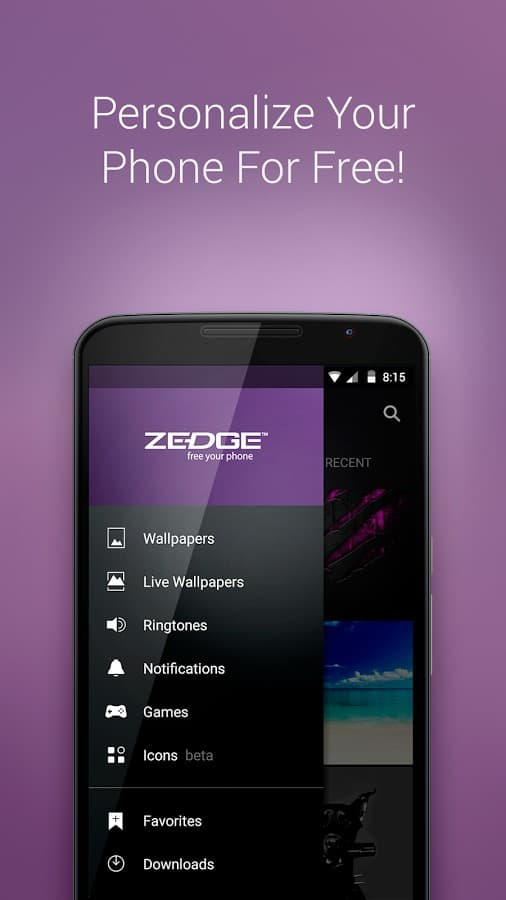 zedge 4.24.1 apk for android