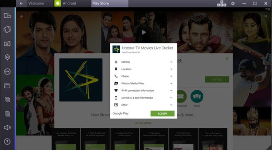 hotstar for pc online