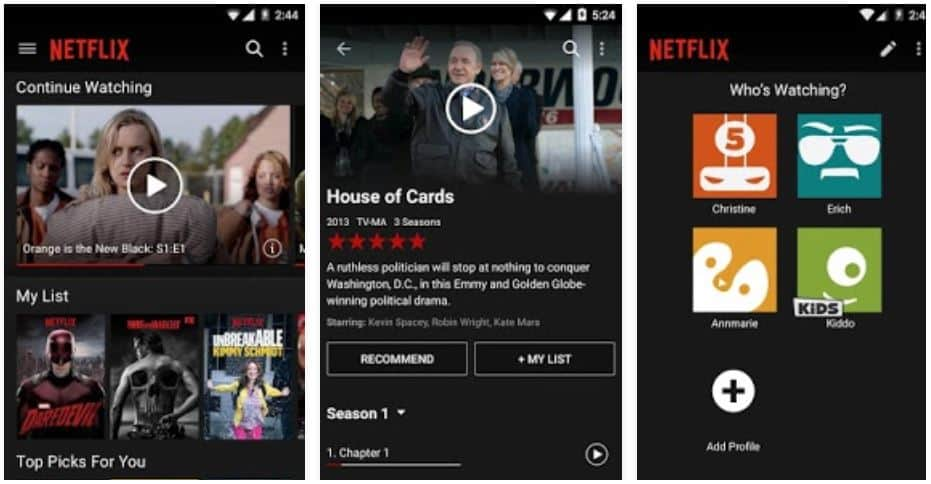 netflix for pc online