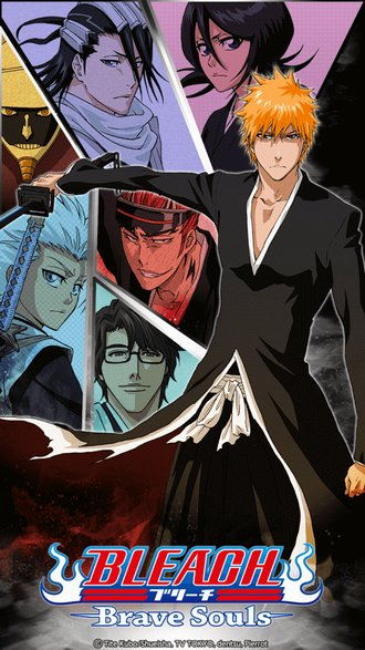 bleach brave souls for pc online