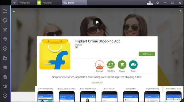 flipkart for pc app online download